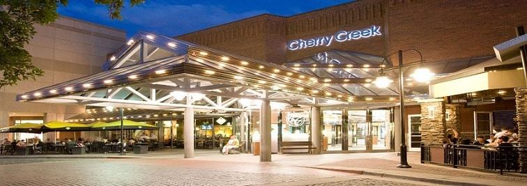 Cherry Creek in Denver