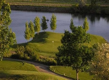 Fossil Trace Golf Club in Denver