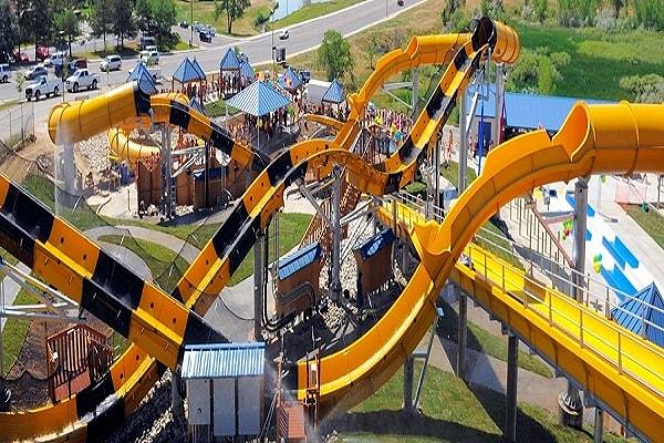 Theme Parks in Denver