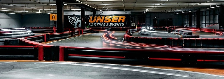 Unser Karting in Denver